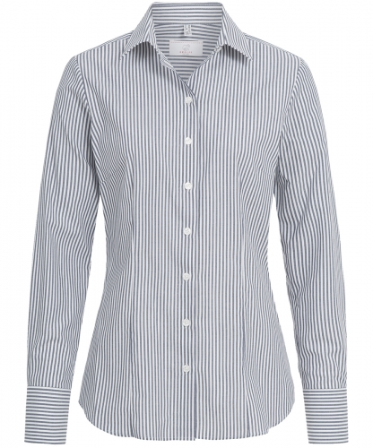 Damen-Bluse 1/1 Regular Fit Basic