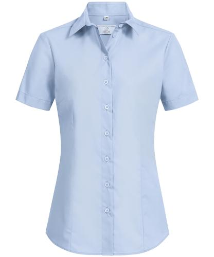 Damen-Bluse 1/2 Regular Fit Basic