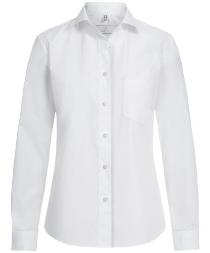 Damen-Bluse 1/1 Comfort Fit Basic