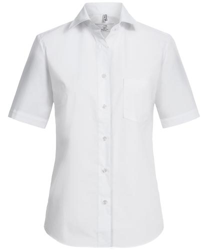 Damen-Bluse 1/2 Comfort Fit Basic